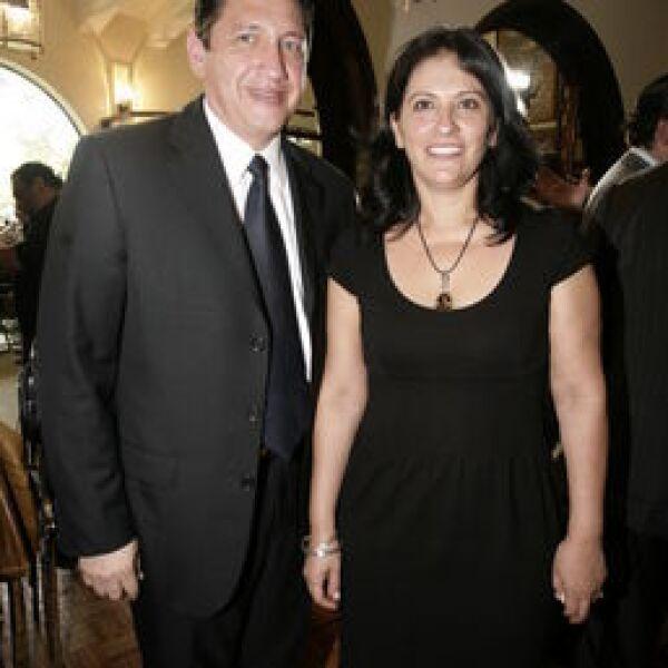 Alejandro Montero, Eugenia Bermudes