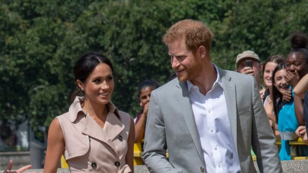 Meghan, Harry, expo Mandela