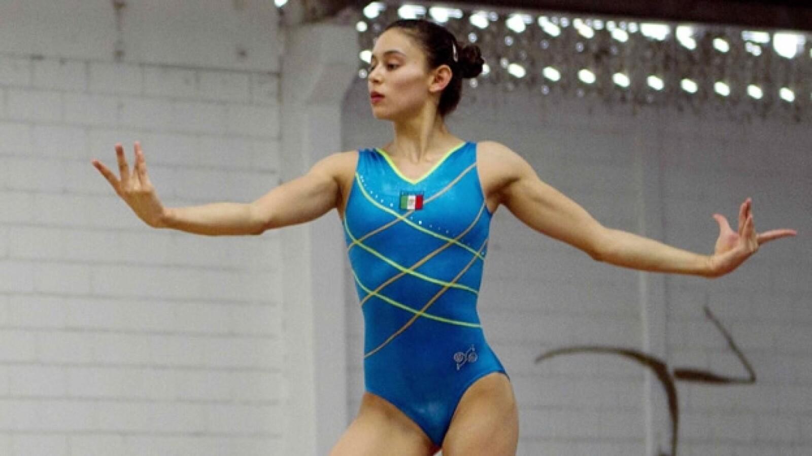 Elsa Garcia gimnasia