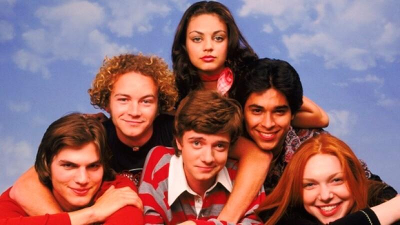 El elenco ya se ha reunido, pero a pesar de ello, la última temporada de la serie no contó con Topher Grace, uno de los protagonistas.