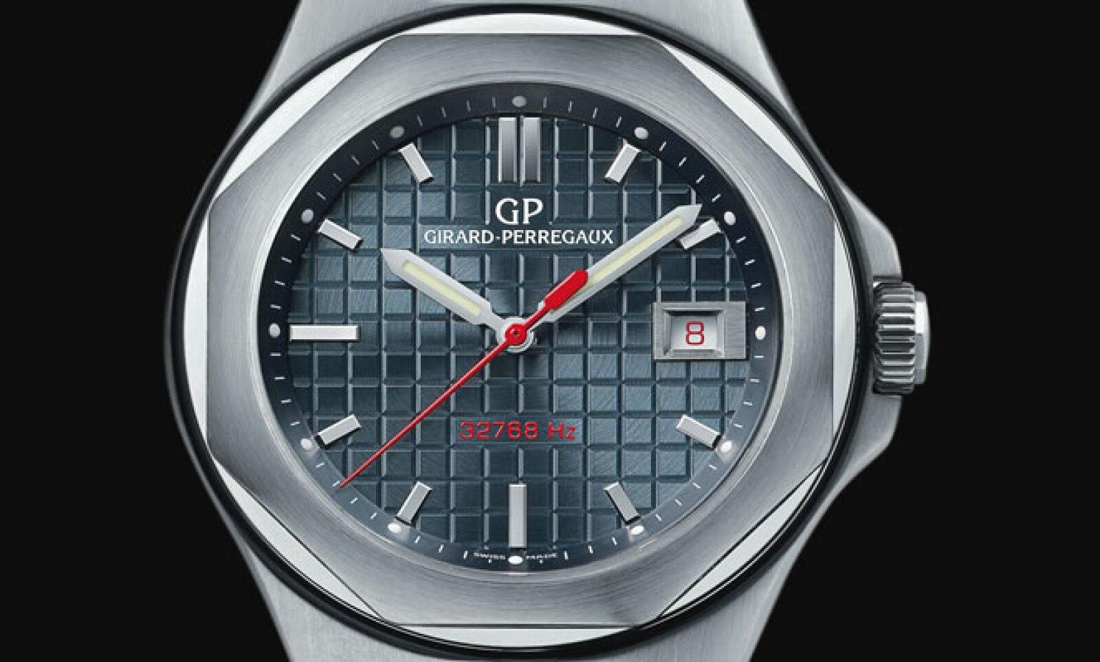 Laureato Quartz hace un homenaje inesperado a los relojes de cuarzo.