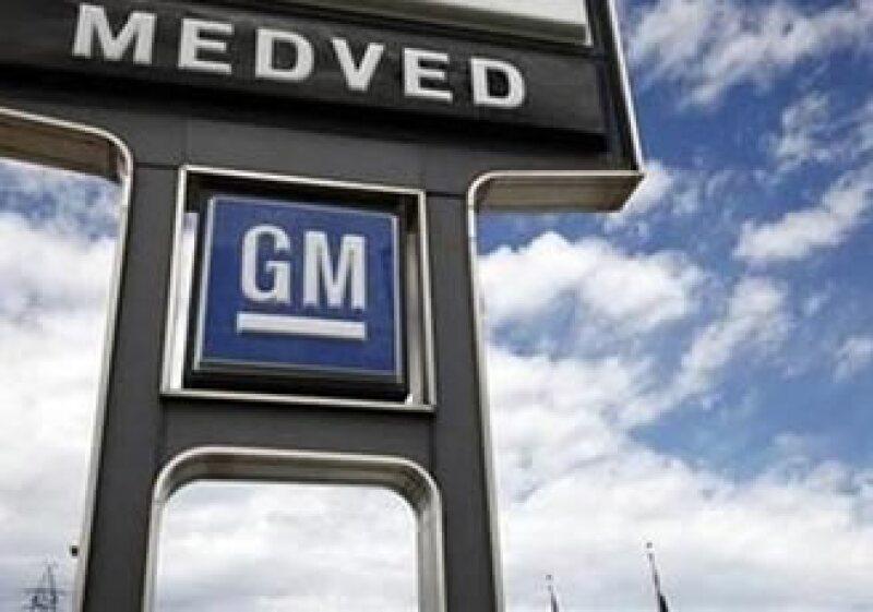 GM haya mejorado sus finanzas, con 12,000 mdd en efectivo neto contra 30,000 mdd en deuda neta antes de la bancarrota. (Foto: Reuters)