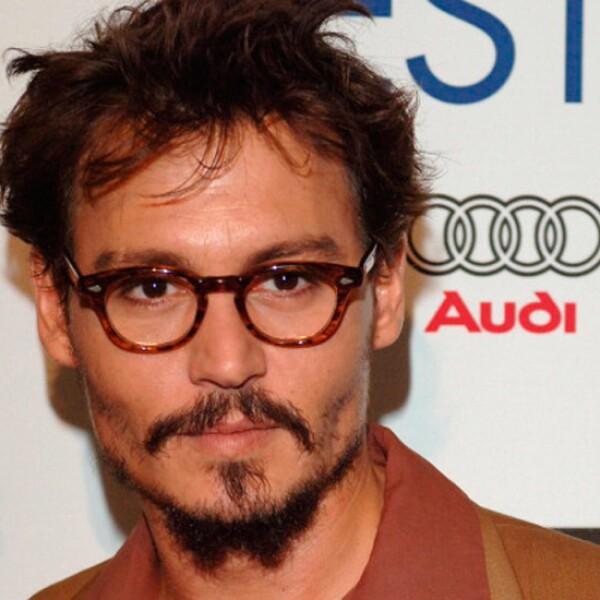 ¿Cómo luce mejor Johnny Depp, antes o ahora?