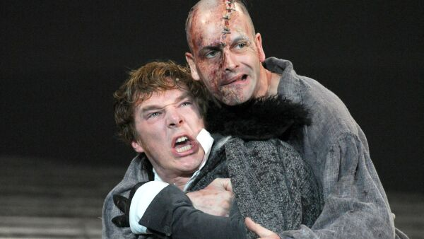 'Frankenstein' play at The Royal National Theatre, London, Britain - 15 Feb 2011