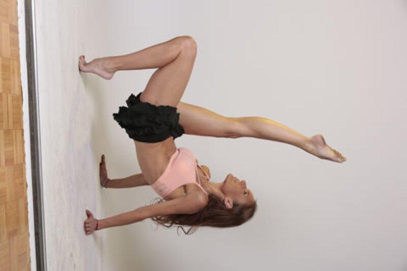 Los ejercicios isométricos hacen del barre una excelente opción para fortalecer los músculos.