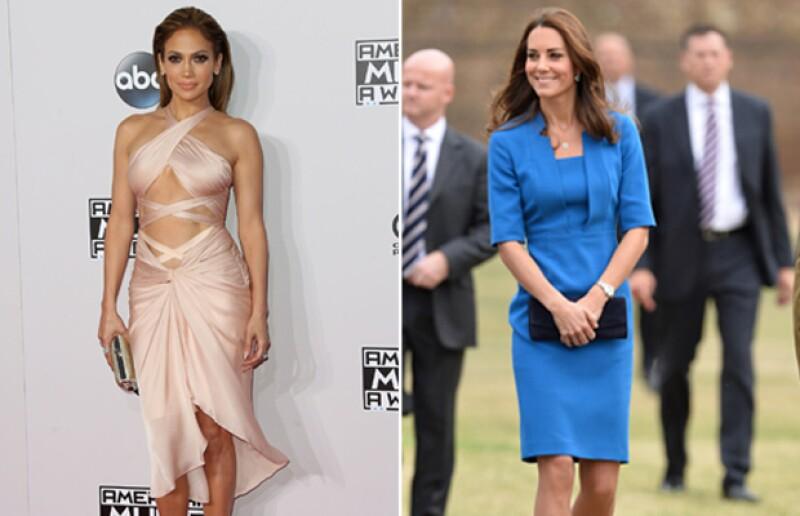 La cantante ha derrotado a Kate Middleton y a Kim Kardashian en la lista de las estrellas que más han marcado tendencia este año elaborada por el portal Le Tote.