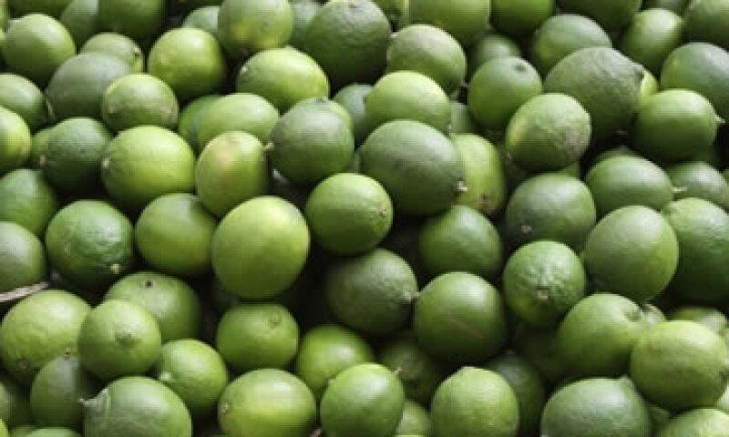 En el Distrito Federal, el precio del limón ha llegado hasta los 70 pesos por kilogramo.  (Foto: Notimex)