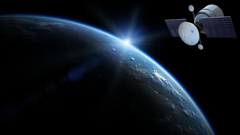 satelite espacio