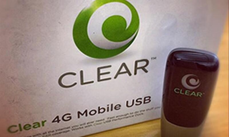 Clearwire perdió 311 mdd el trimestre pasado, una cifra mucho menor a los 911 mdd del mismo periodo de 2011. (Foto: Imagen tomada de Facebook)