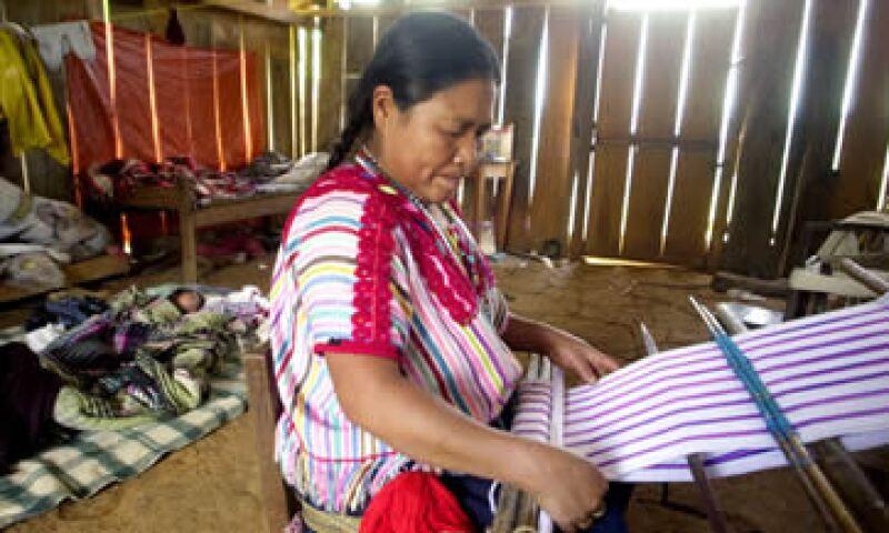 En Chiapas se ubican seis de los 10 municipios con mayor porcentaje de población en situación de pobreza, según cifras del Coneval. (Foto: AP)