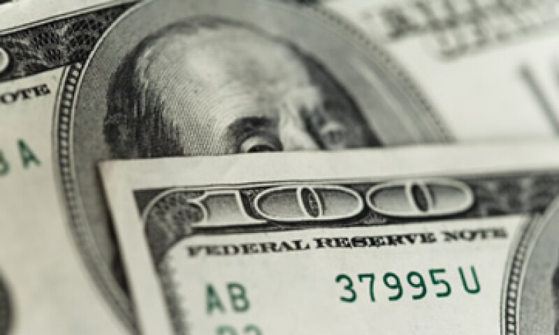 Banco Base prevé que el tipo de cambio peso-dólar se ubique entre 13.53 y 13.63 pesos. (Foto: Thinkstock)