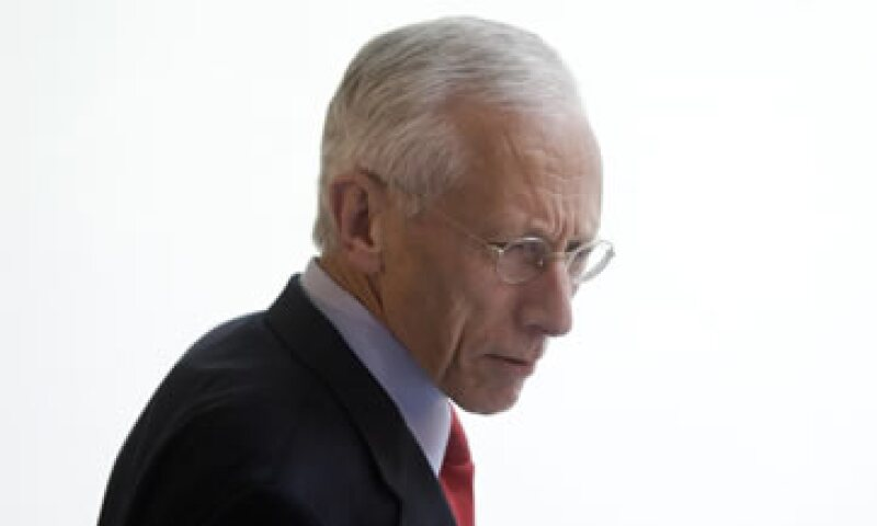 Fischer nació en Zambia y fue educado en la London School of Economics y el Instituto Tecnológico de Massachusetts.  (Foto: AP)