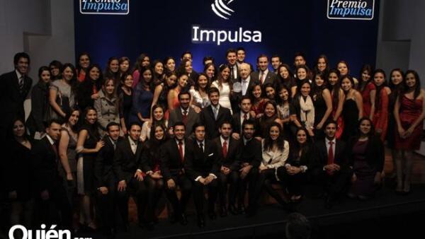 Otorgan el Premio Impulsa 2013 a Alfredo Achar
