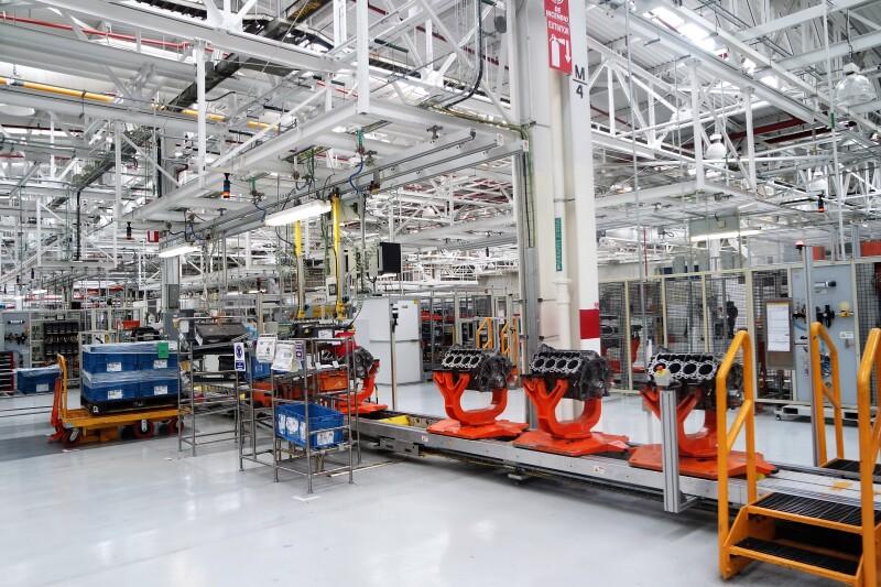 Planta de motores Ford Chihuahua