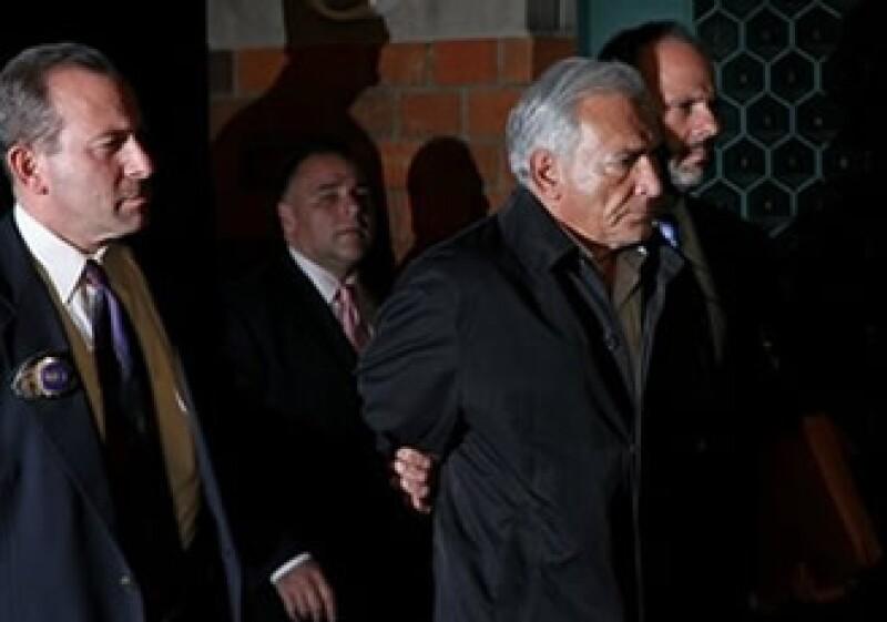 El jefe del FMI también enfrenta acusaciones por privación de la libertad. (Foto: AP)