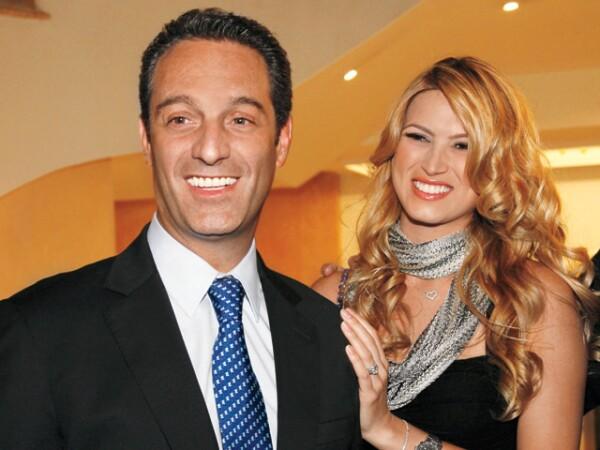 Carlos Slim Domit y María Elena Torruco