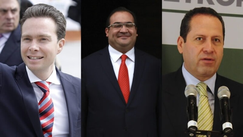 Gobernadores priistas