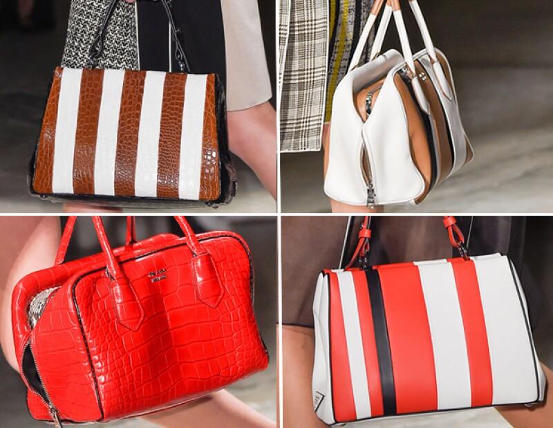 La Inside Bag volvió a resurgir para primavera 2016.