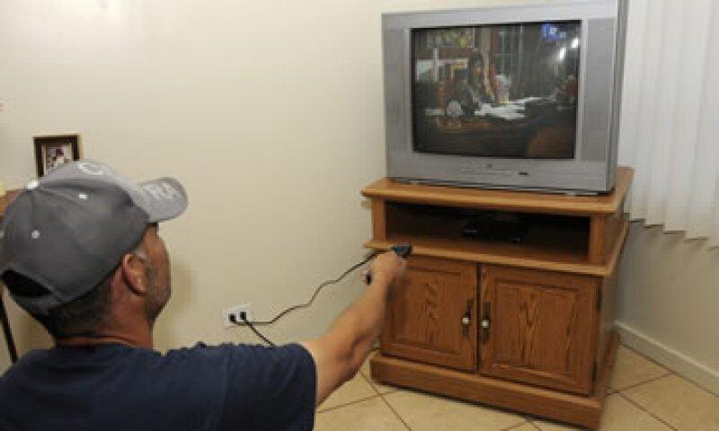 La Cofetel aseguró que se logró una penetración del 93% de la televisión digital en la ciudad fronteriza.  (Foto: Notimex)