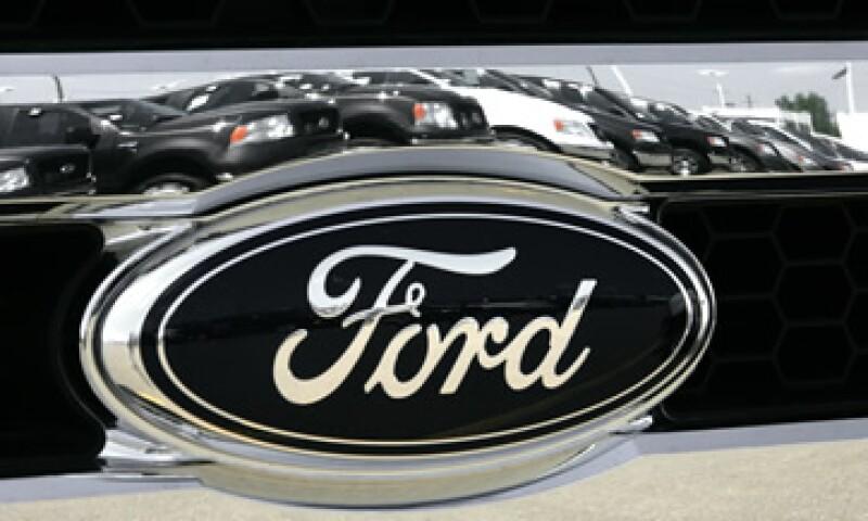 Ford no ha repartido dividendos desde el 2006. (Foto: AP)