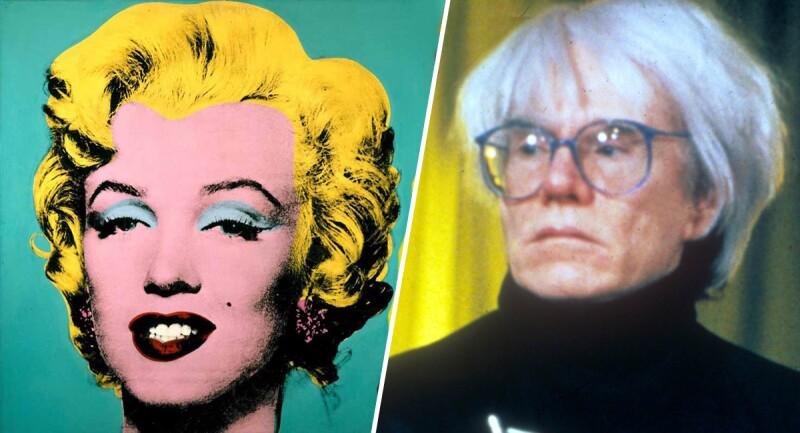 Marilyn Monroe Fue La Musa Que Andy Warhol Nunca Logro Retratar