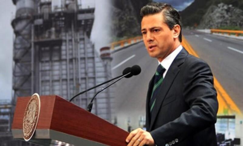 Peña Nieto acudirá a la Cumbre de Líderes del Grupo de los 8. (Foto: EFE)
