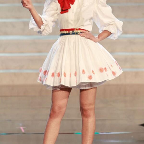 Miss Croacia, Elizabeta Burg.