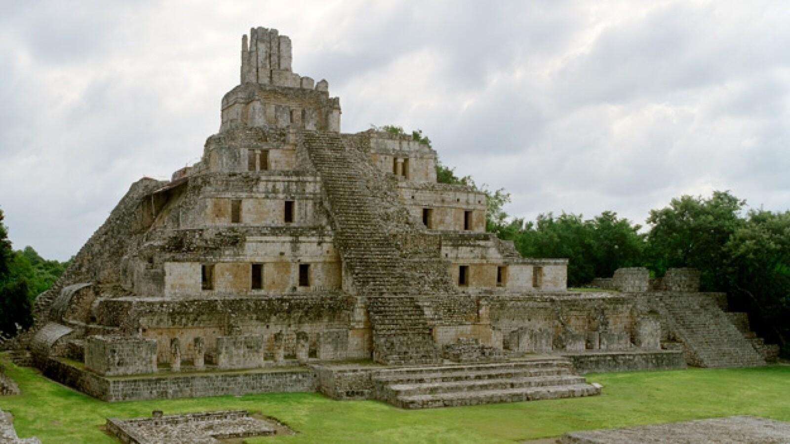 edzna campeche mayas