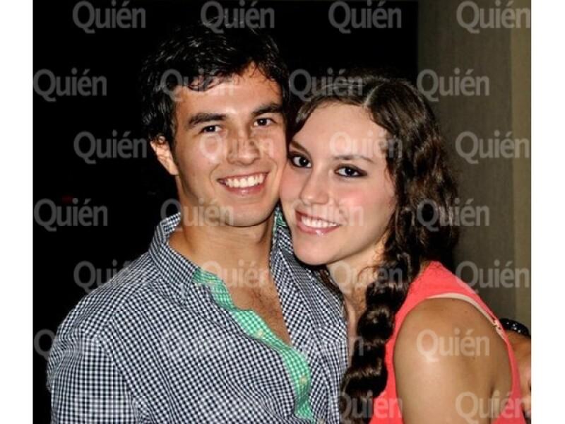 El piloto ha triunfado tanto en el terreno profesional como en el personal; su novia, Greta Farías, platicó con Quién.com sobre su noviazgo.