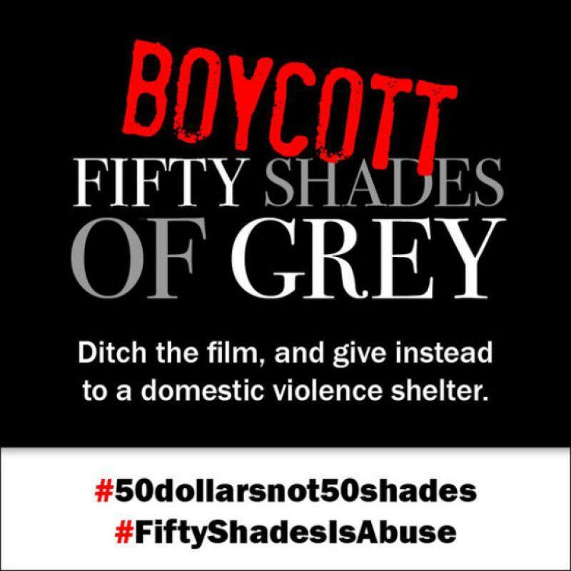 Esta imagen se ha difundido en redes y la campaña boicot se acerca a los 5 mil seguidores.