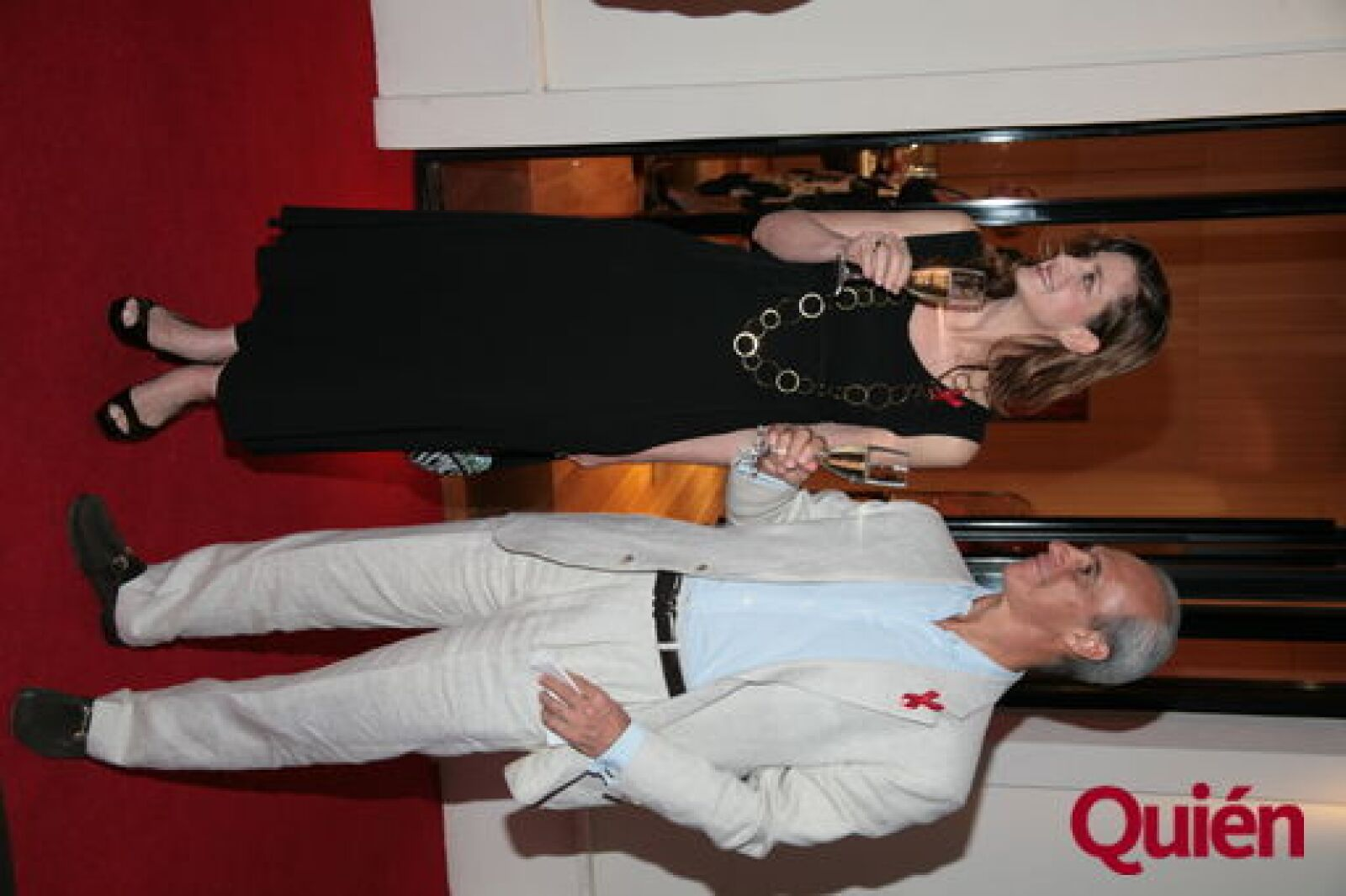 Ana Margara, Elias Zacarias