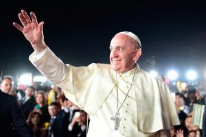 El pontífice publicó su primera fotografía este sábado en la red social de imágenes; el Vaticano informó que también subirán videos de inclusión en la cuenta 'Franciscus'.