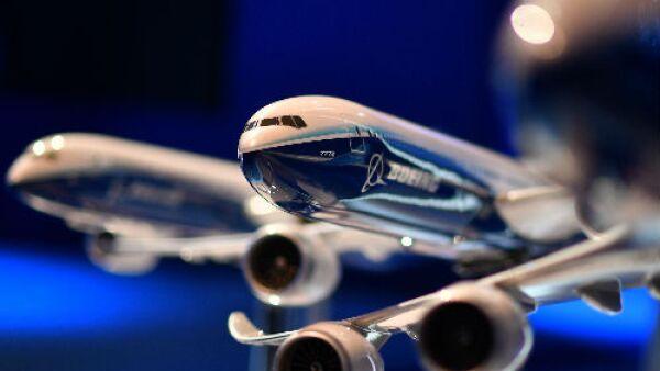 prototipo de Boeing