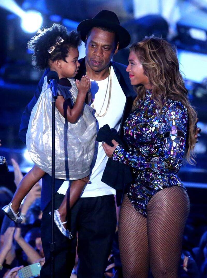 Ya pasaron tres años desde que la famosa pareja tuvo a su primer hija, Blue Ivy.