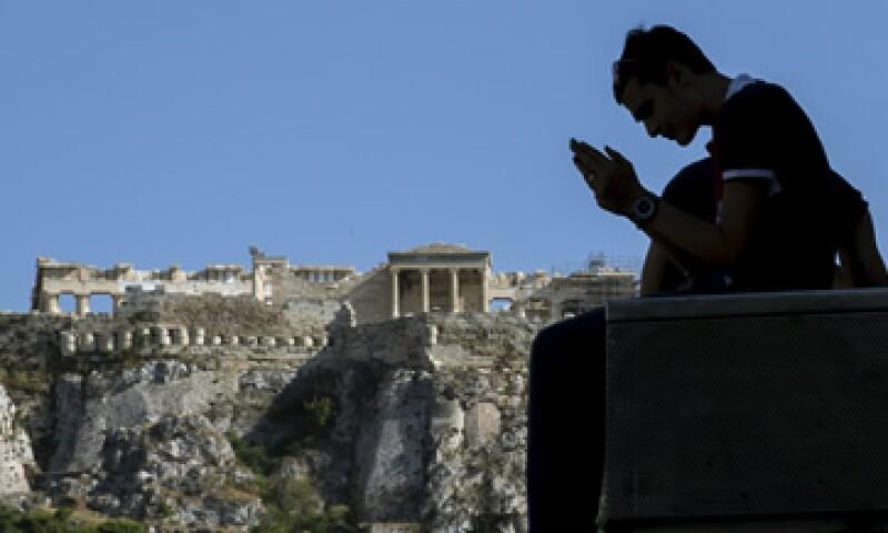 Grecia debería adoptar una ley de presupuestos complementaria para el resto del año. (Foto: Reuters )