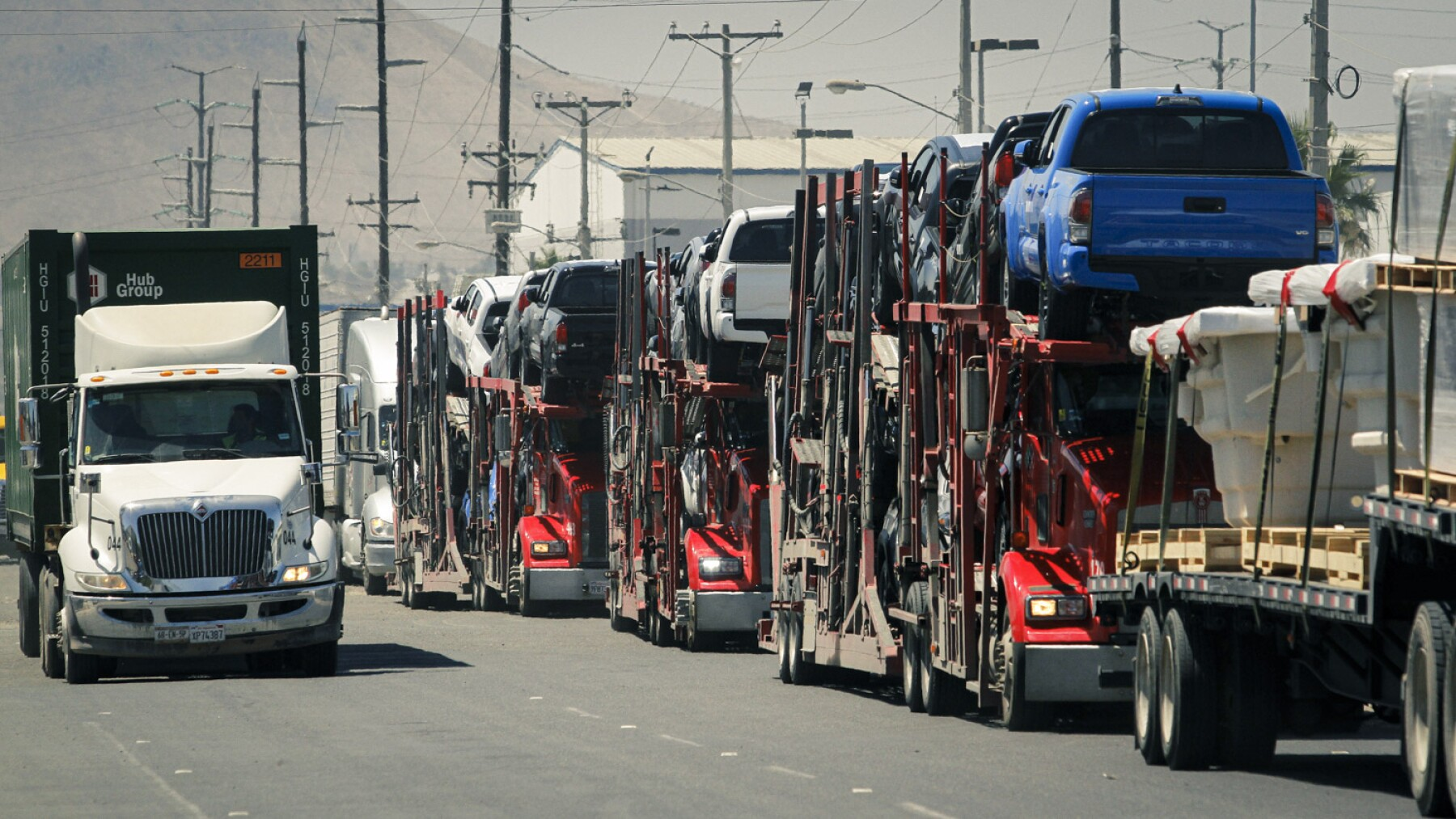 comercio méxico automotriz