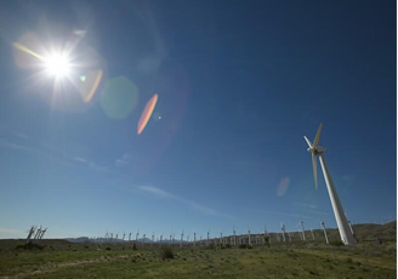 La Asociación Mexicana de Energía Eólica (Amdee) reporta que al cierre de 2010 había una capacidad instalada de 518.63 MW distribuidos en ocho proyectos en operación. (Foto: Jupiter Images)