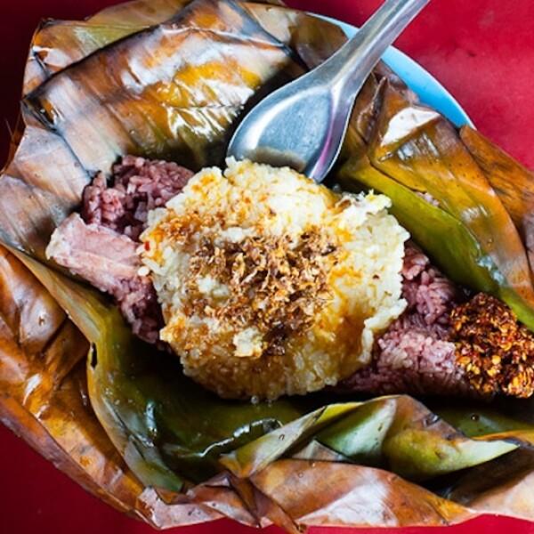 Myanmar arroz shan