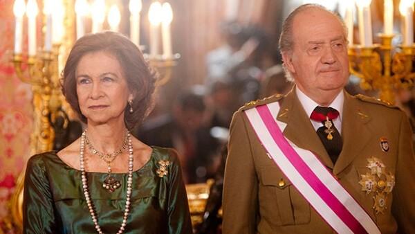 Desde hace décadas se habla de problemas en el matrimonio de Sofía y Juan Carlos.