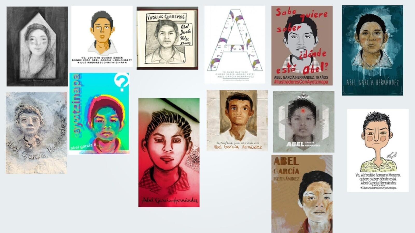 Abel García Ayotzinapa