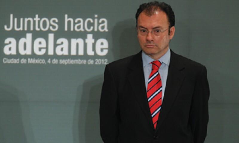 Luis Videgaray es el cerebro financiero en el equipo del nuevo Gobierno federal. (Foto: Reuters)