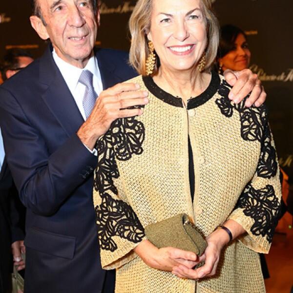 Manuel y Marie Thérèse Arango