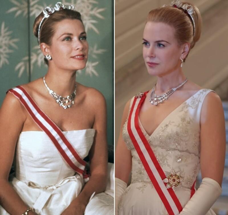 Fue un honor para Nicole Kidman hacer el papel de Grace de Mónaco, sin embargo, a la realeza no le pareció la idea.