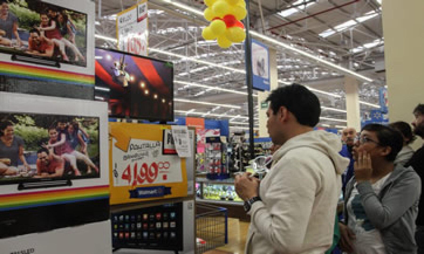 Las reclamaciones durante el Buen Fin se concentraron en Walmart, Liverpool y Elektra.  (Foto: Cuartoscuro)