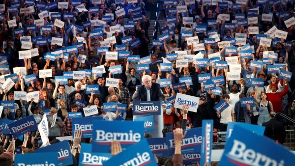 Bernie Senders