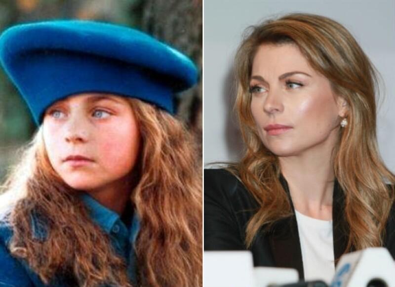 Ludwika comenzó su carrera siendo una niña y sigue vigente con mucho éxito.