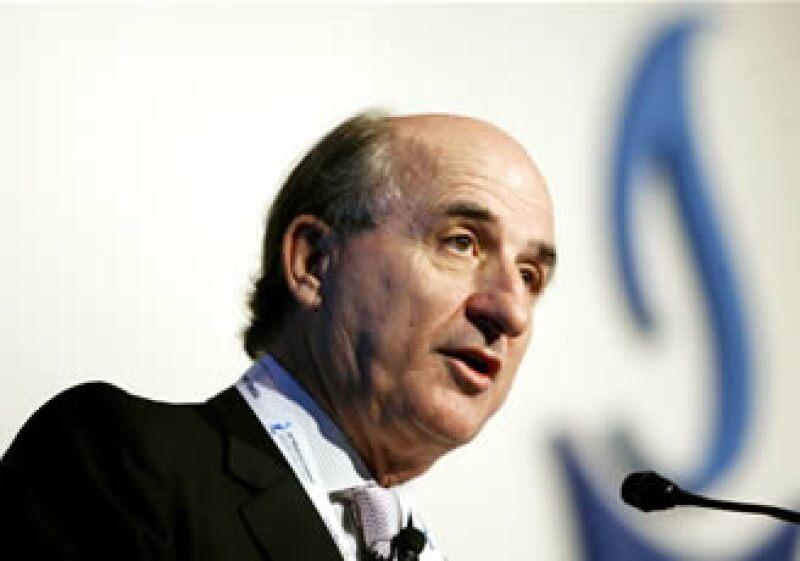 """""""Hemos tenido éxitos exploratorios relevantes"""", dijo Antonio Brufau, presidente de Repsol. (Foto: EFE)"""