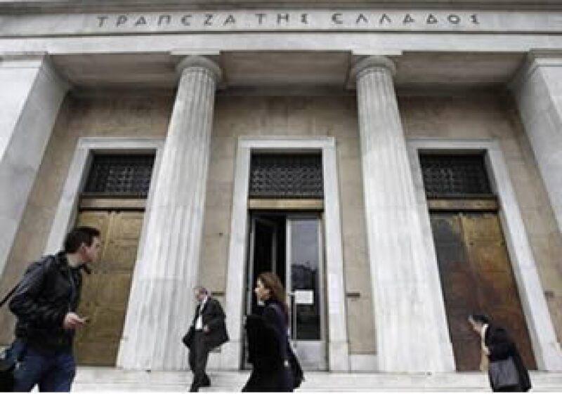 Un semanario dijo que la misión concluiría que Grecia incumplió todas las metas fiscales a las que había accedido bajo su plan de rescate. (Foto: Reuters)