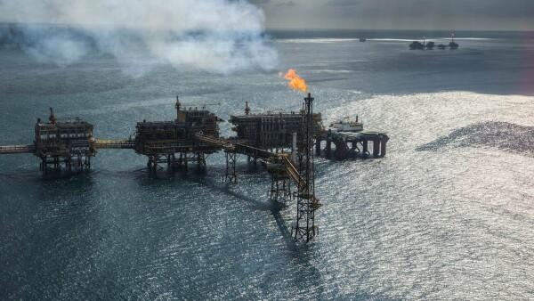 Pemex - plataforma - refinación - energía - petróleo