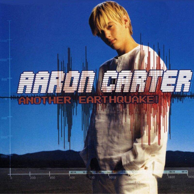 El último cd de Aaron salió a la venta en 2002.